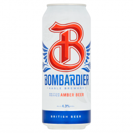 Bombardier Amber Ale 500ml Can