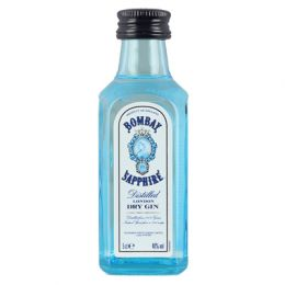Bombay Sapphire London Dry Gin 5cl Miniature