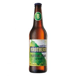 Brothers Pear English Fruit Cider 12x 500ml