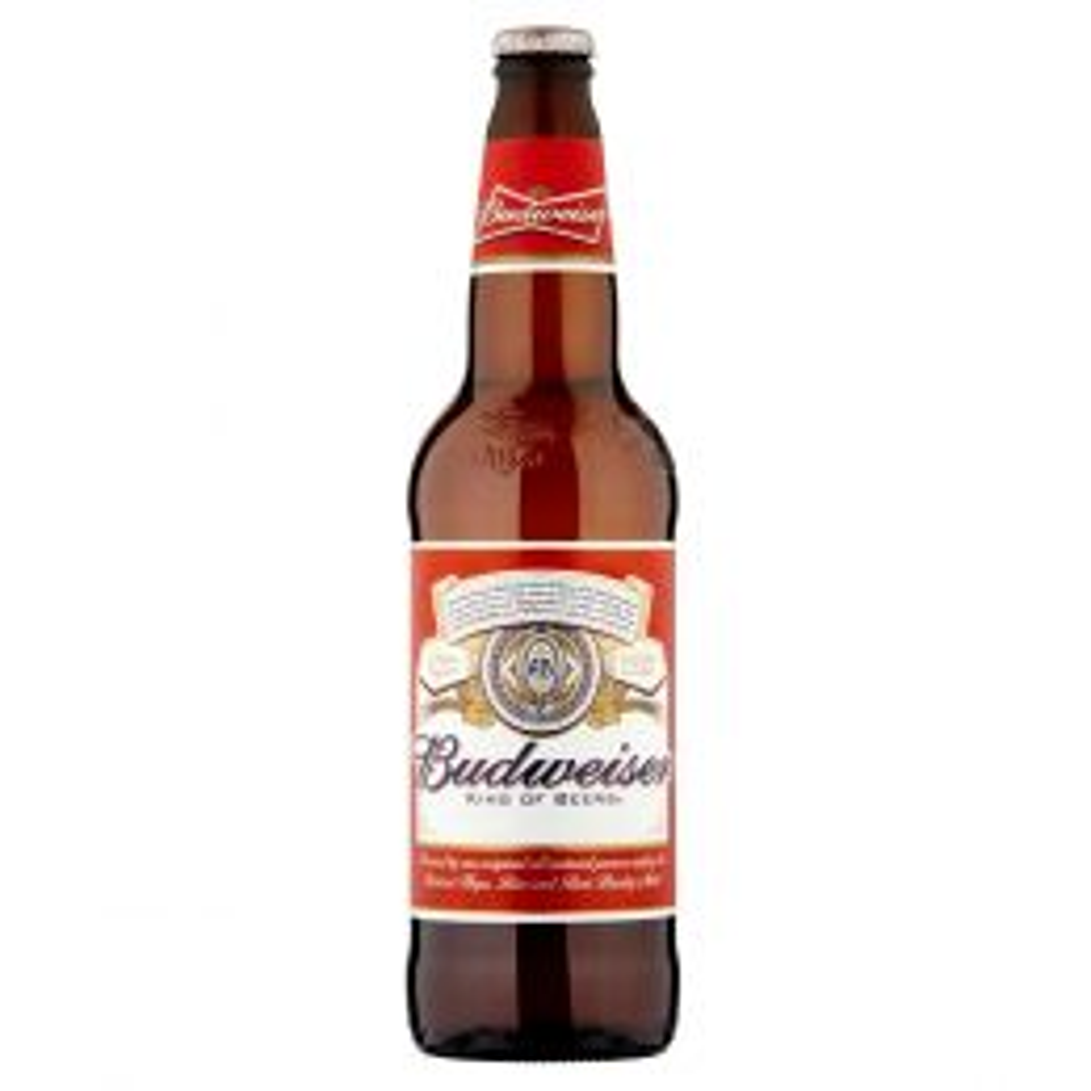 Budweiser Premium Lager 12x 660ml