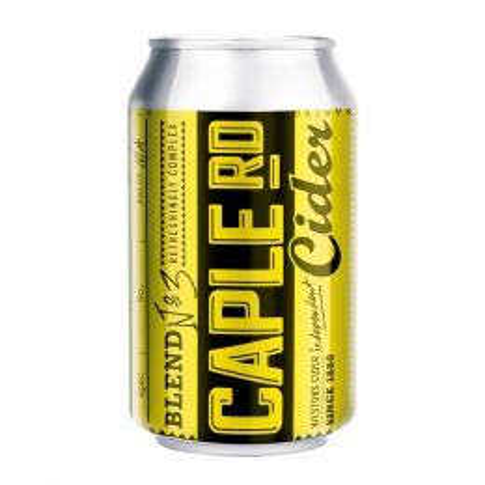 Caple Road Blend No.3 Cider 12x 330ml Cans