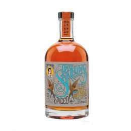 Captn Webb's Two Swallows Spiced Rum 50cl