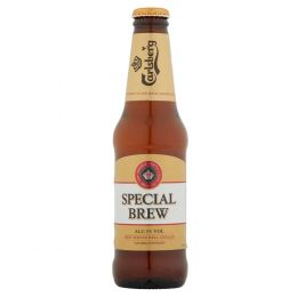 Carlsberg Special Brew Lager 24x 275ml