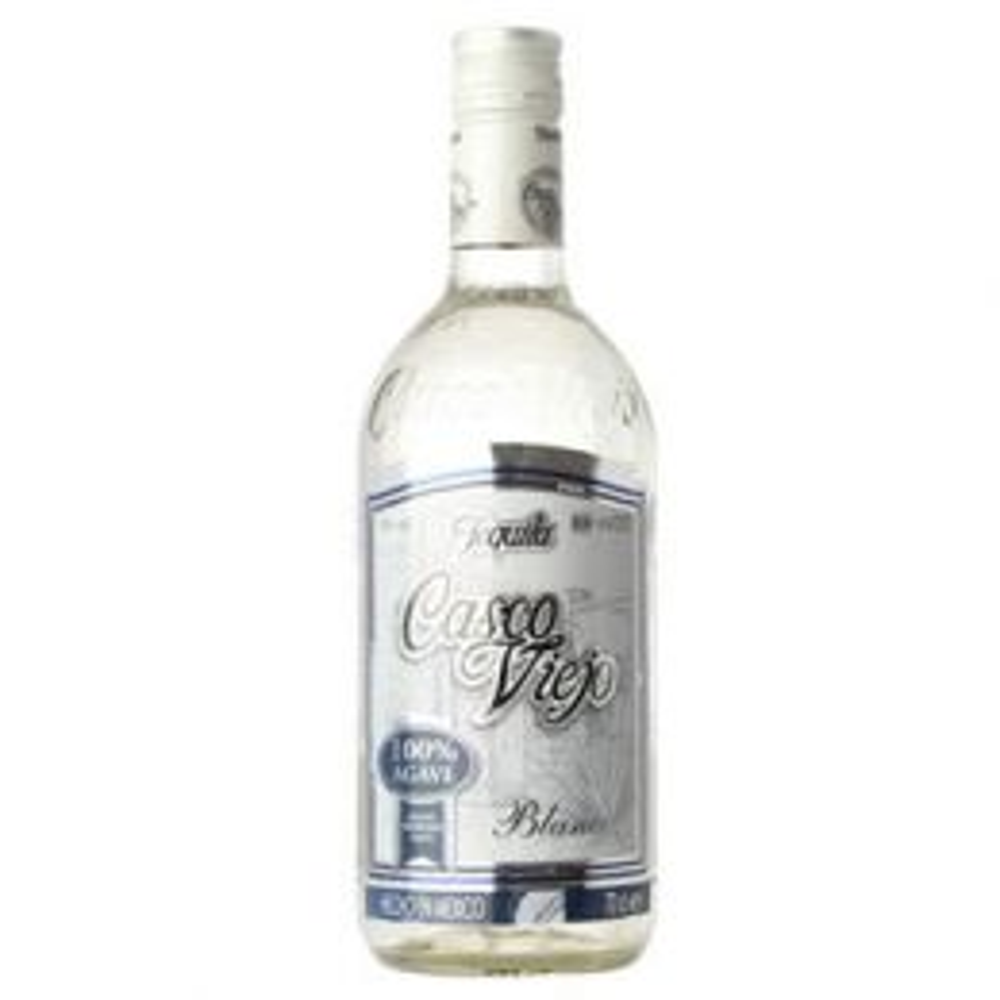Casco Viejo Blanco Silver Tequila 70cl