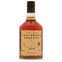 Chairmans Reserve - St Lucia Rum - 70cl - 40% ABV