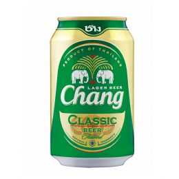 Chang Beer 330ml Cans