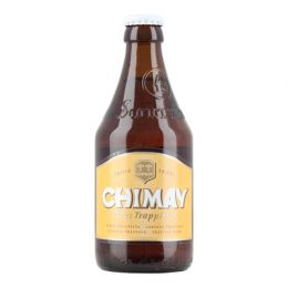 Chimay White Cap Trappist Ale 24x 330ml