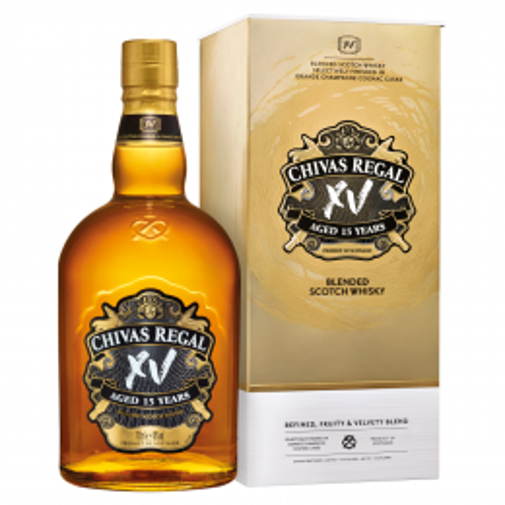 Chivas Regal XV Blended Scotch Whisky 70cl