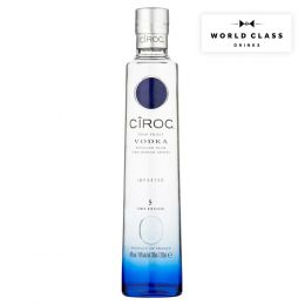 Ciroc Vodka 20cl