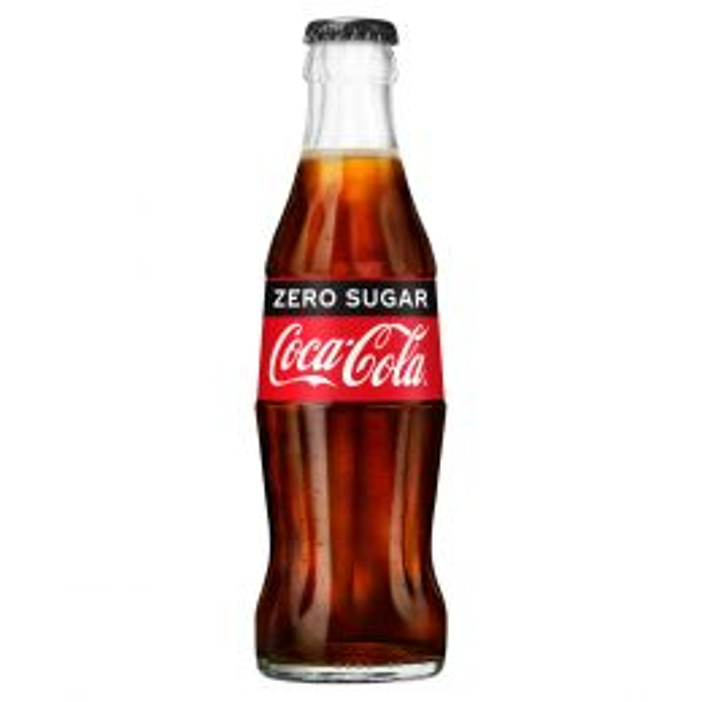 Coca Cola Zero 24x 200ml