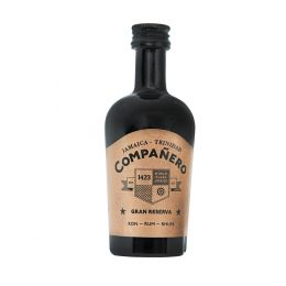Companero Ron Gran Reserva Rum 5cl Miniature