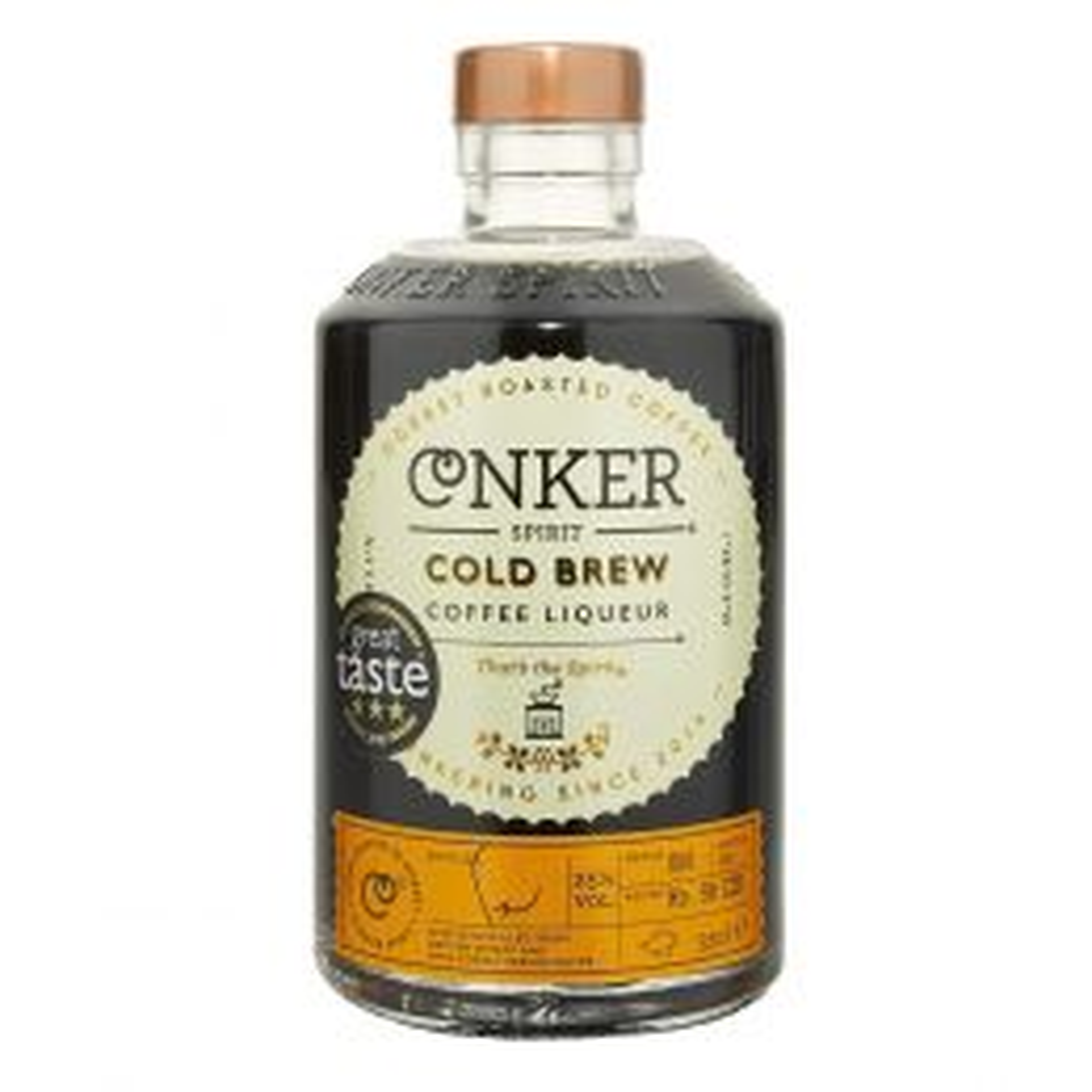 Conker Spirit Cold Brew Coffee Liqueur 35cl
