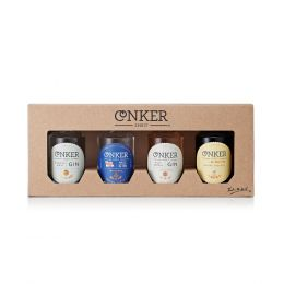Conker Spirit 4x 5cl Gift Set