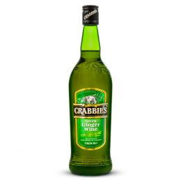 Crabbies Green Ginger Wine 70cl
