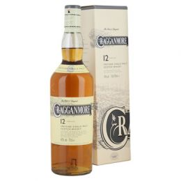 Cragganmore 12 Year Whisky 70cl