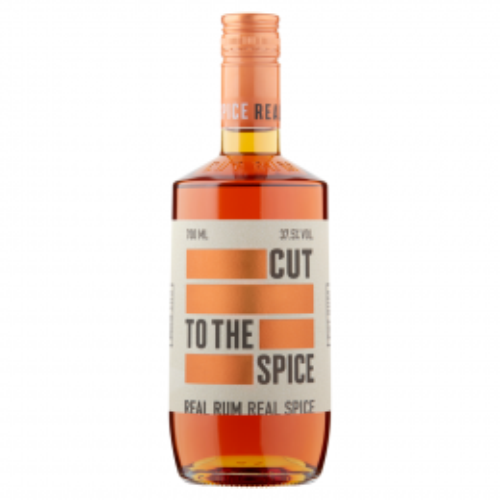 Cut Spiced Rum 70cl