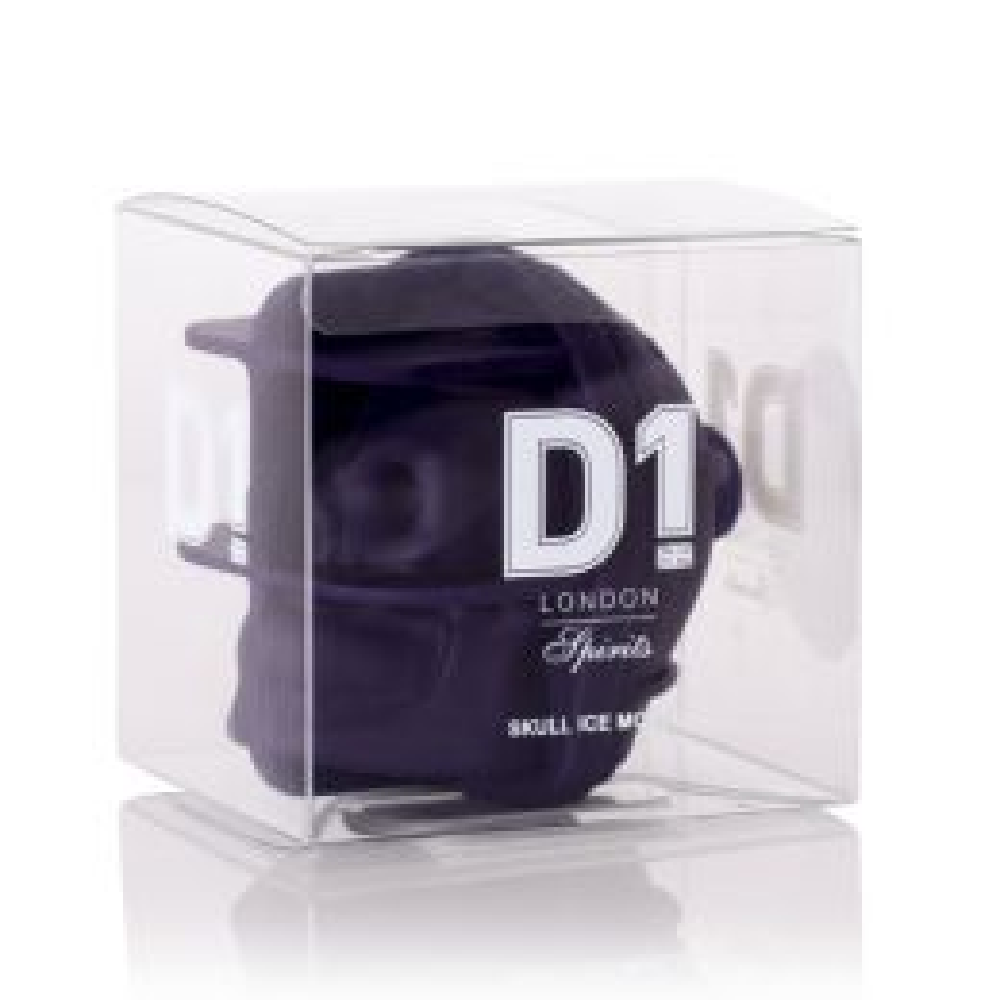 D1 Purple Skull Ice Mould