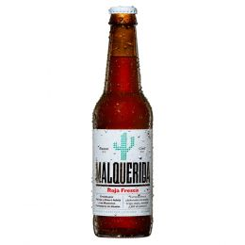 Damm Malquerida Red Beer 330mL