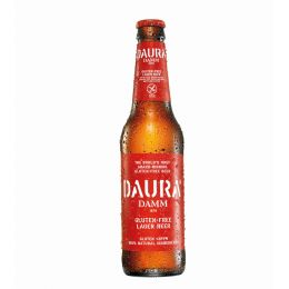 Daura Damm Gluten Free Beer 330ml