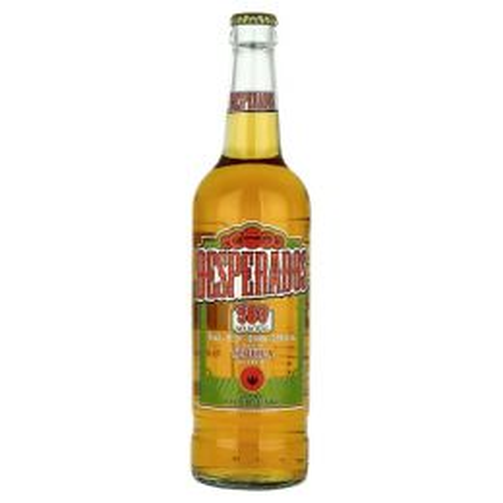Desperados - Premium French Tequila Flavour Lager Beer - 12 x 660 ml - 5.9% ABV
