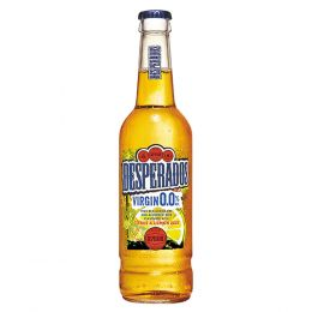 Desperados Virgin 0.0 Alcohol Free Lager 12x 400ml