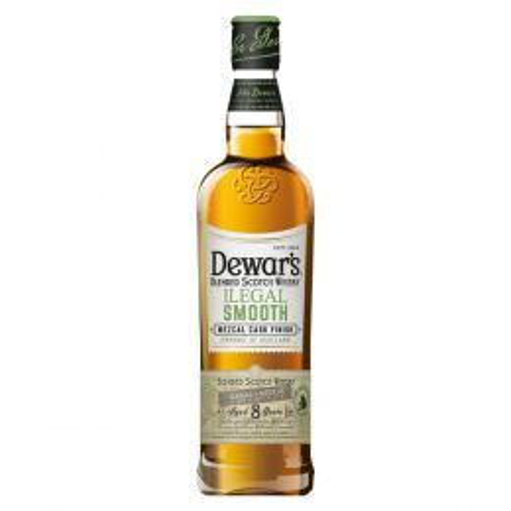 Dewar's 8 Year Ilegal Smooth Whisky 70cl