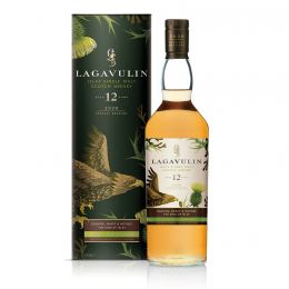 Lagavulin Single Malt Scotch Whisky 12 Year Old 2007 75cl