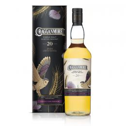 Cragganmore Single Malt Scotch Whisky 20 Year Old 1999