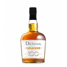 Dictador 100 Months Aged Orange Rum 70cl