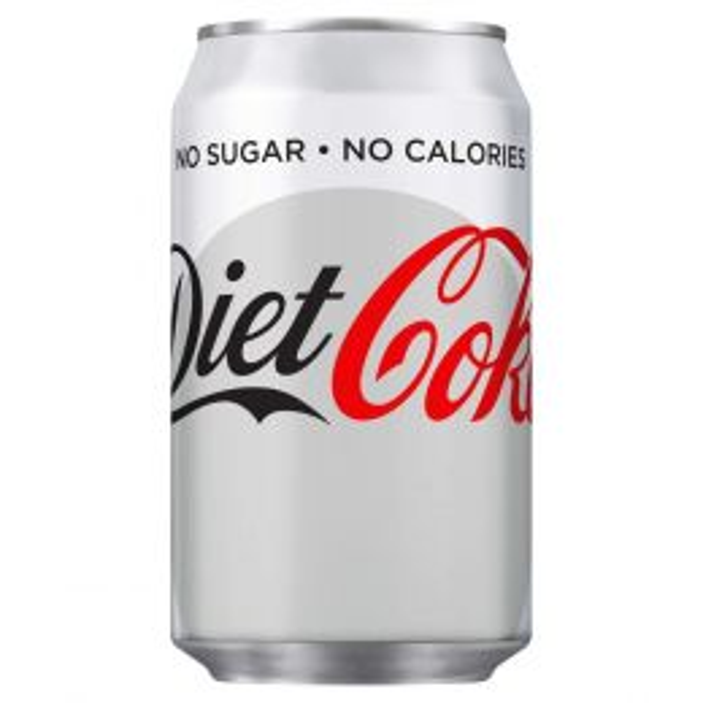 Coca Cola Diet Coke 24x 330ml