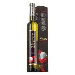 Divine Tropical Lychee Wine 50cl