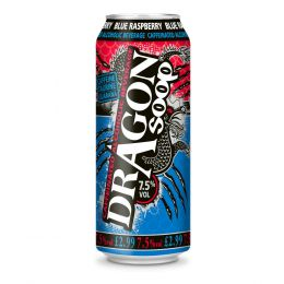 Dragon Soop Blue Raspberry 500ml