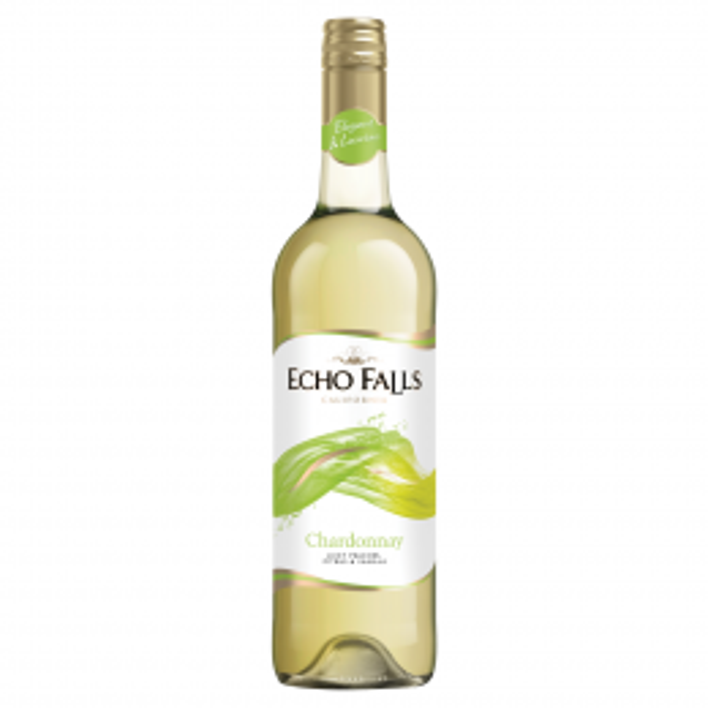 Echo Falls Chardonnay White Wine 75cl