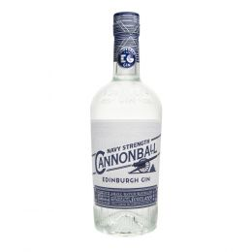 Edinburgh Gin Cannonball Navy Strength 70cl