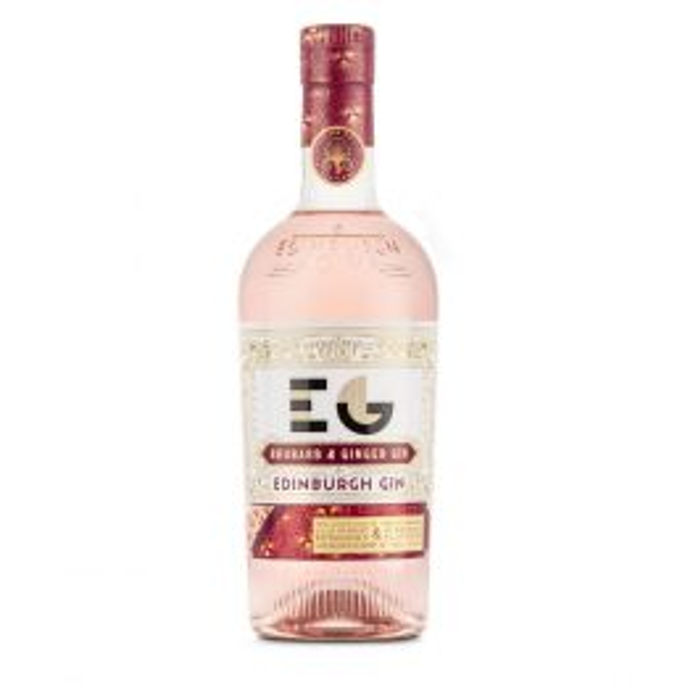 Edinburgh Rhubarb & Ginger Gin 70cl