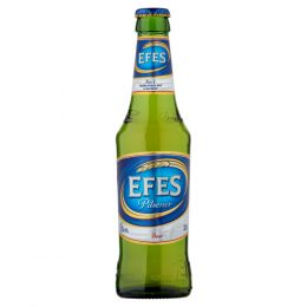 Efes Pilsner Beer 330ml