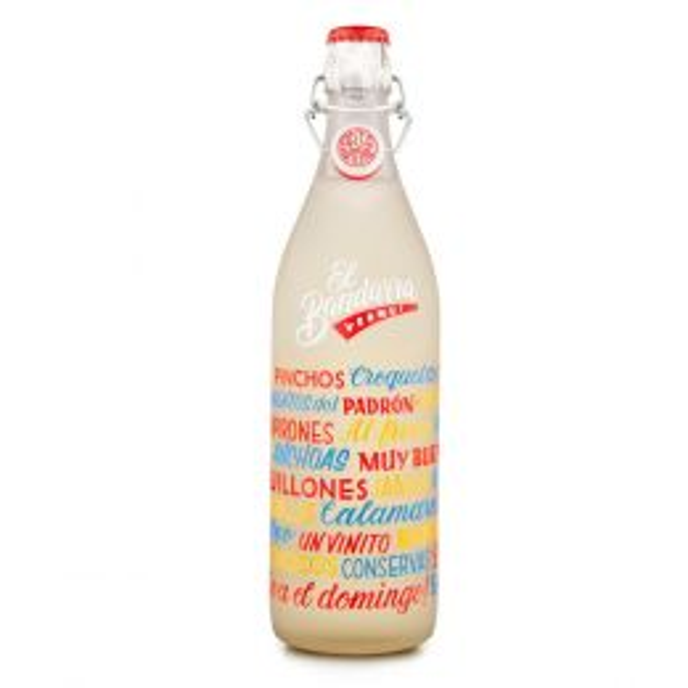 El Bandarra White Vermouth 1Ltr