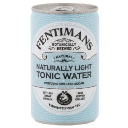 Fentimans Light Tonic Water 150ml Can
