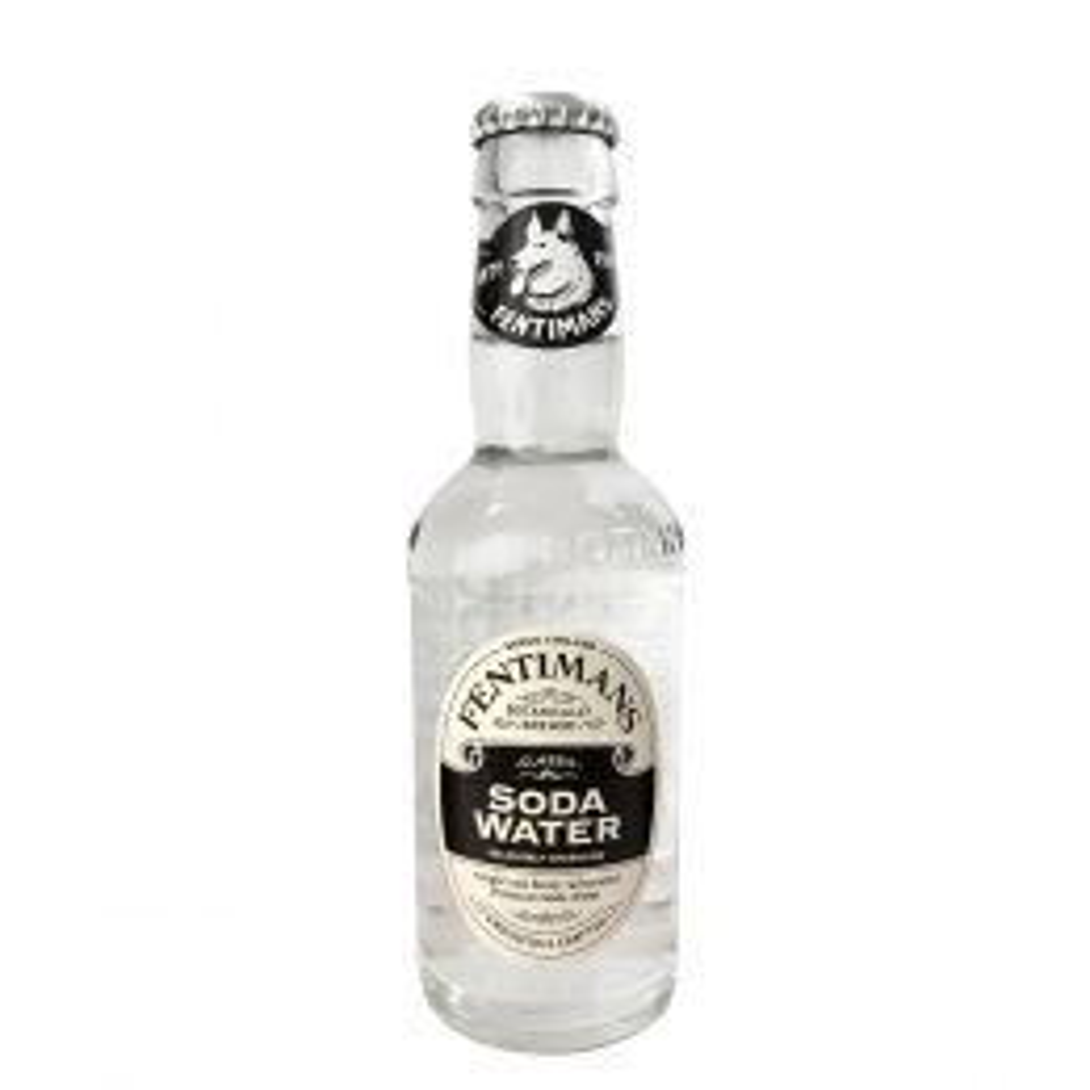 Fentimans Soda Water 24x 200ml