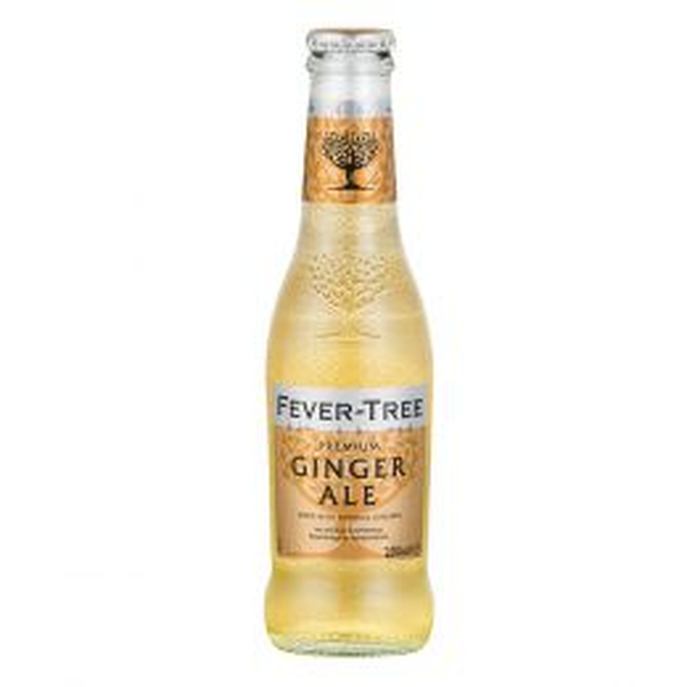 Fever Tree Ginger Ale 200ml