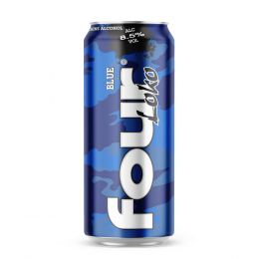 Four Loco Blue 440ml