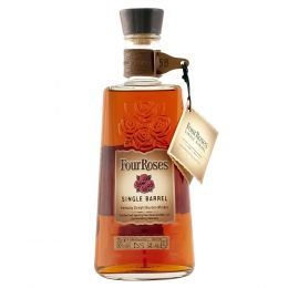 Four Roses Single Barrel Kentucky Straight Bourbon Whiskey 70cl 50%