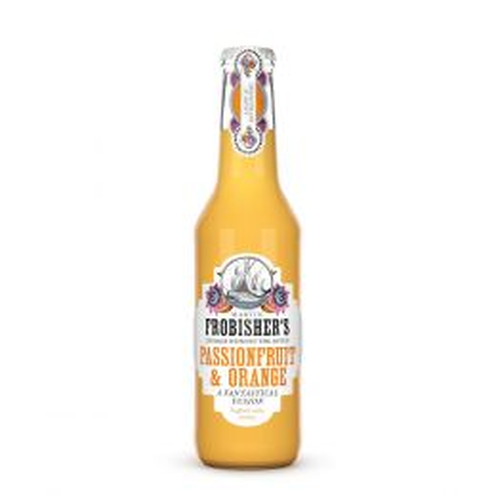 Frobishers Fusion Orange Passionfruit 24x275ml
