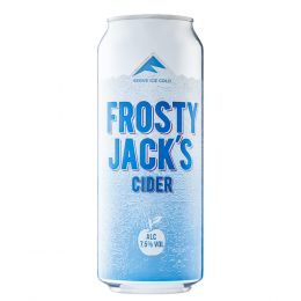 Frosty Jacks Cider 24x 500ml Cans