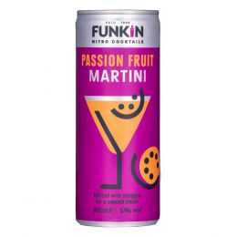 Funkin Nitro Passionfruit Martini 200ml Can