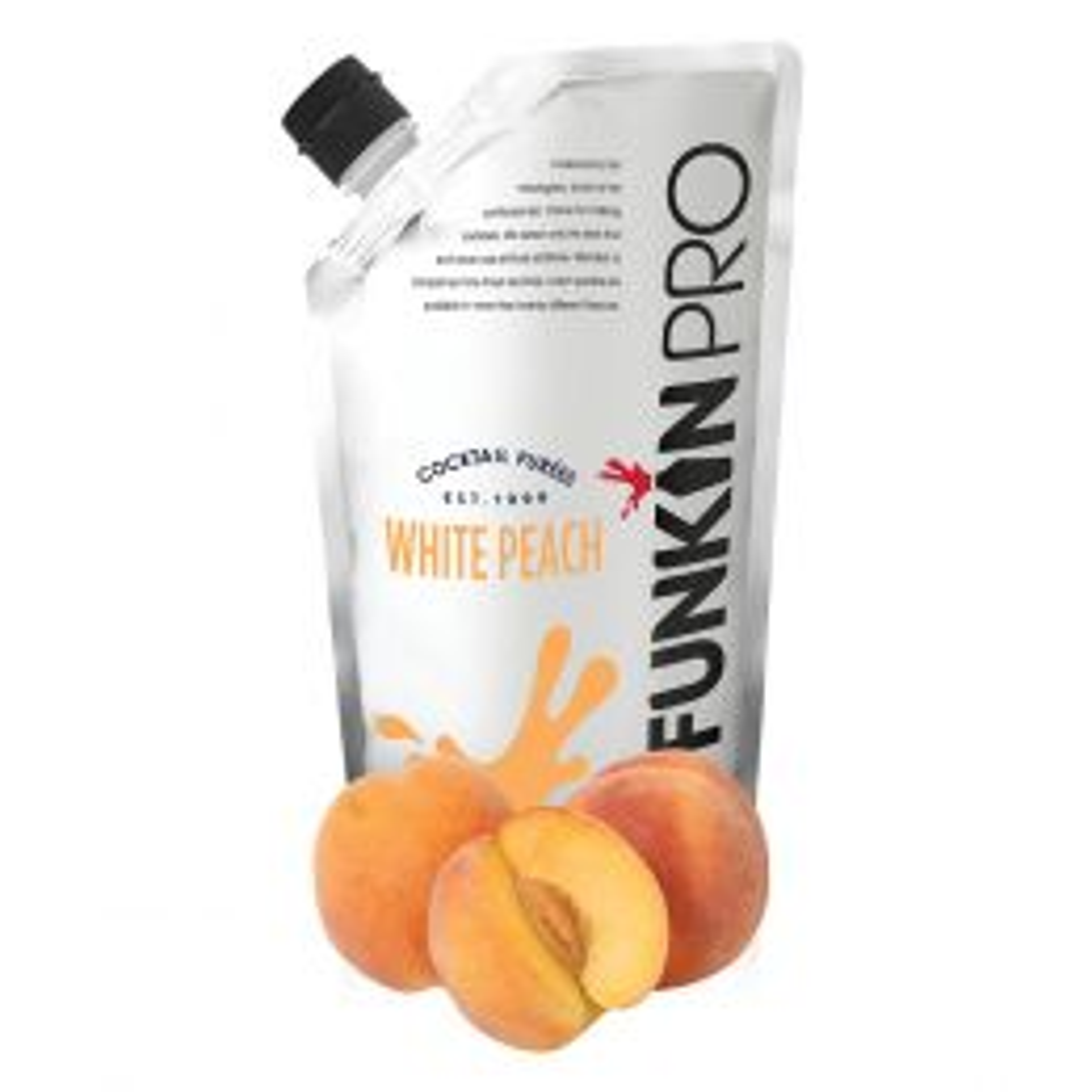 Funkin Pro Puree White Peach 1kg