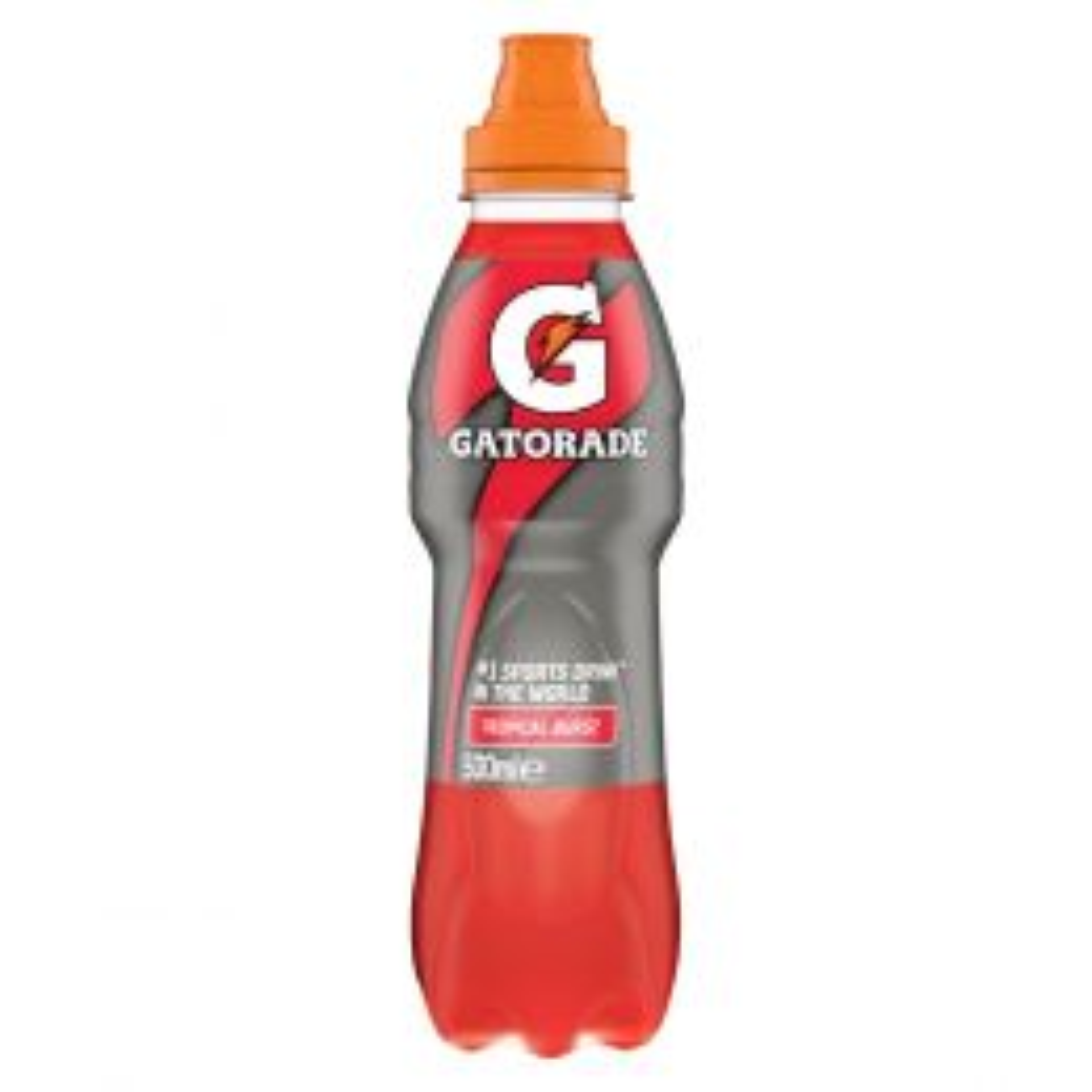 Gatorade Tropical Burst Energy Drink 500ml