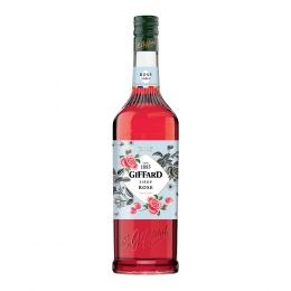 Giffard Rose Syrup 1Ltr