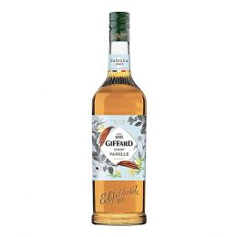 Giffard Vanilla Syrup 1Ltr