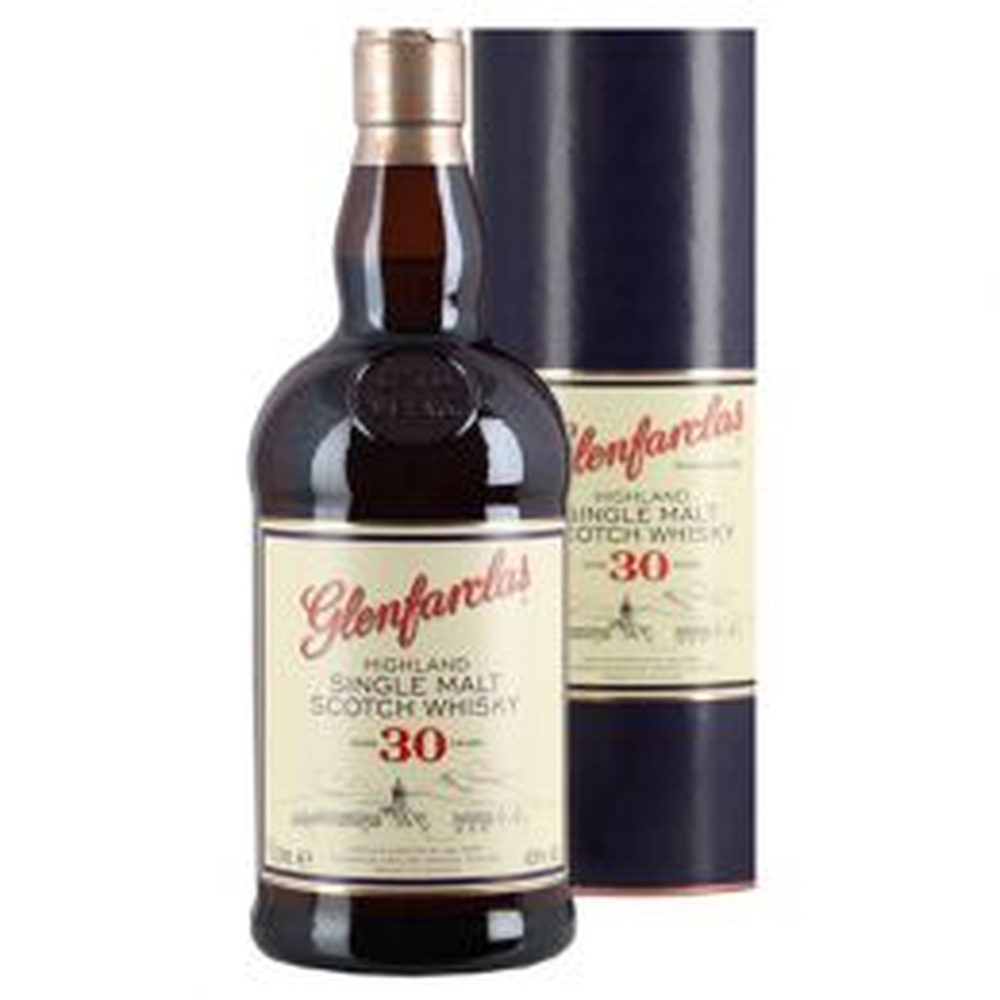 Glenfarclas 30 yo Speyside Single Malt Scotch Whisky 70cl